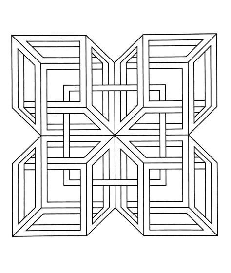 optical illusion coloring pages for adults 557 best op images on optical illusions