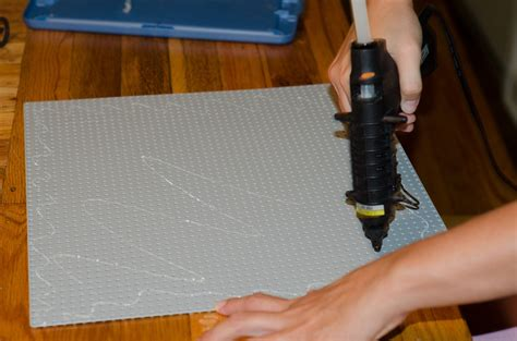 lego base tutorial how to make a lego table