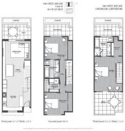 Modern Townhouse Plans 1000 Images About Town House On Pinterest Modern