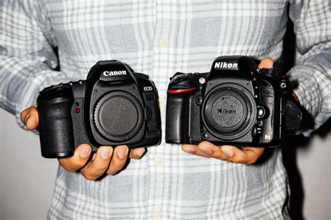 nikon vs canon does it really make a difference
