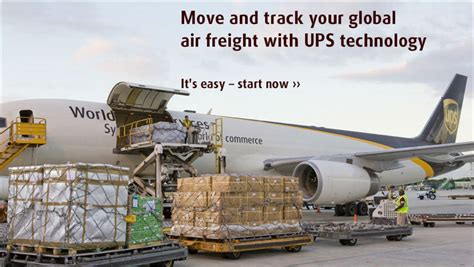 Track Exel Air Freight by Ups Tracking Track Shipments Delivery Status