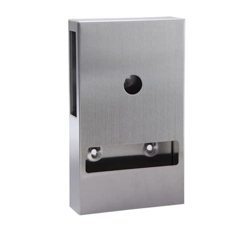 Dispenser Tissue interfold toilet tissue dispenser stainless steel caprice