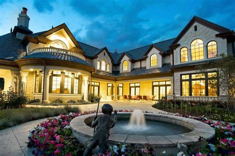 Colorado Kitchen Designs Cherry Hills Park Residence In Colorado Up For Sale