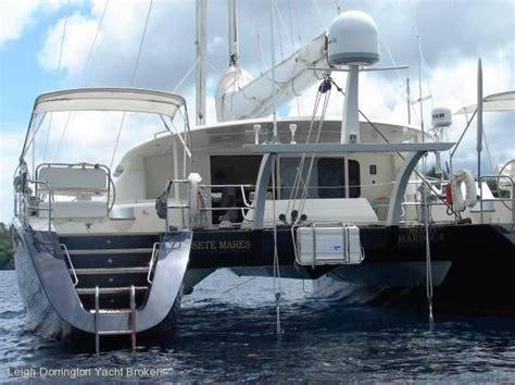 yapluka catamaran for sale used yapluka 60 bluewater cruising catamaran for sale
