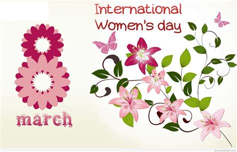 Happy International Womens Day by Happy International S Day 8 March Wallpapers Quotes
