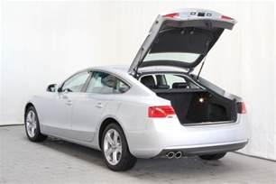 Audi A5 Sportback Boot Audi A5 Sportback 2 0tdi 105kw 5dr Hatch 2012 Rica