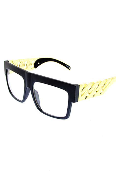 chain glasses designer eyewear 7twentyfour