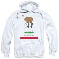 We Bare Bears Is Such A Show Hoodie i d it if you were mine on topic