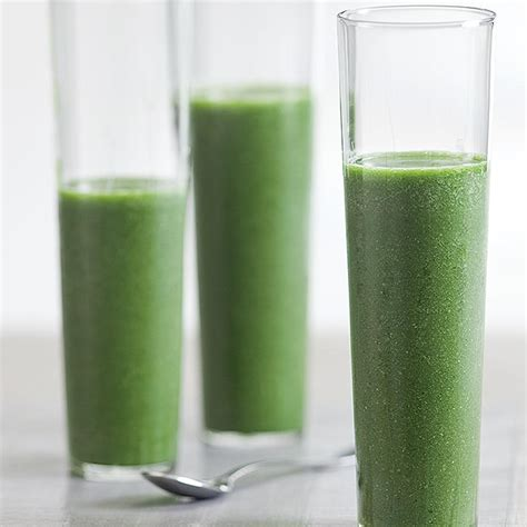 green drink green smoothie recipe eatingwell