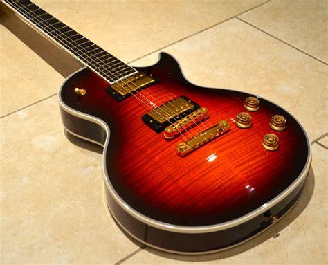 les paul supreme 2007 gibson les paul supreme autumnburst guitar of the