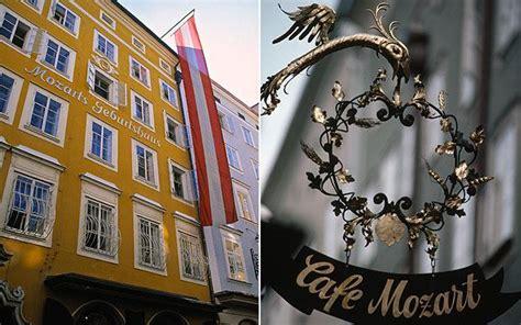 mozart born city salzburg austria a cultural guide telegraph
