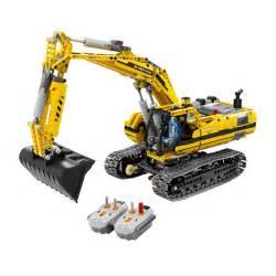 Lego Technic Lego Image Lego Technic Motorized Excavator 8043