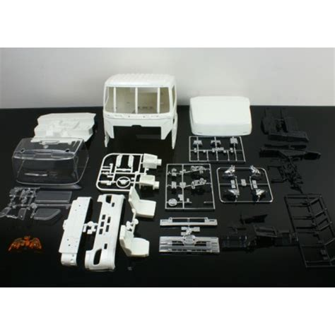 Trans Mounting Hino Jumbo Em100 hino 700 cabin assembly kit for tamiya 1 14 truck rigidrc shop
