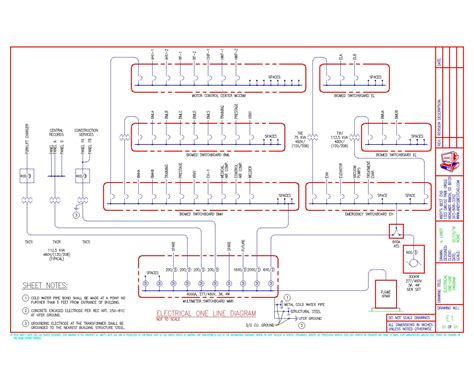 images of electrical drawing for hospital room data