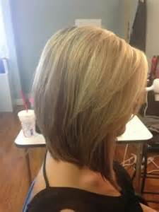 medium length stacked hair cuts 1000 images about hairstyles on pinterest graduated bob