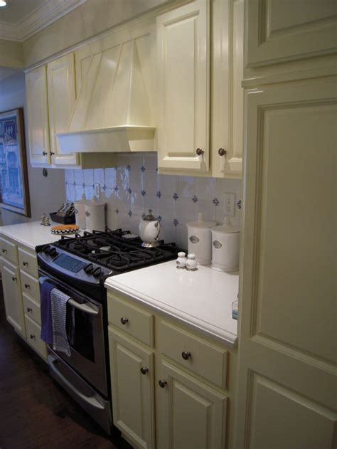 French country galley kitchen   Video and Photos