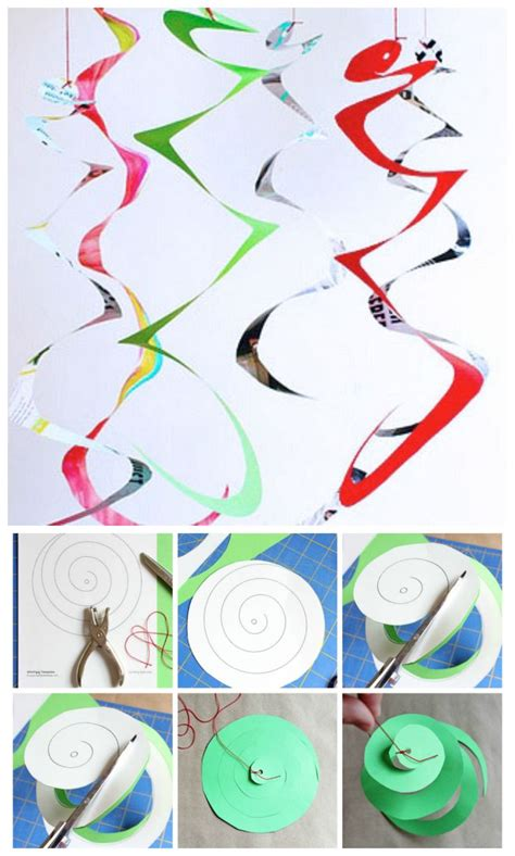 How To Make A Paper Whirligig - science and for whirligigs streamers for