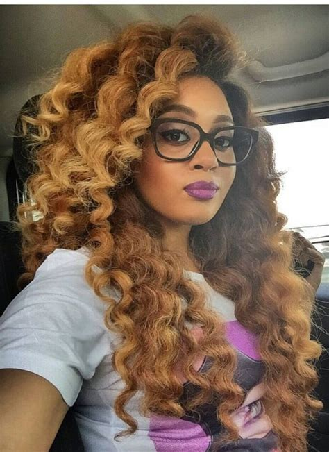 good hair for crochet braids crochet braids hairstyles for lovely curly look