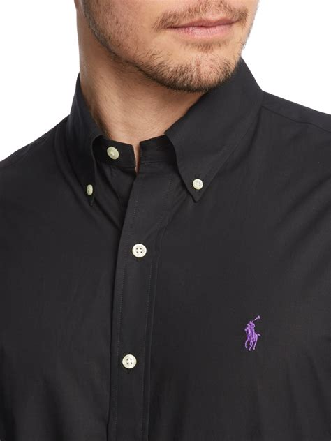 Button Back Plain Shirt plain black button shirt custom shirt