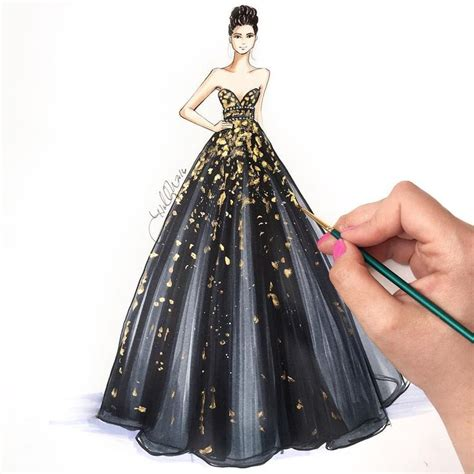 design fashion dress 720 best fashion sketches images on pinterest fashion