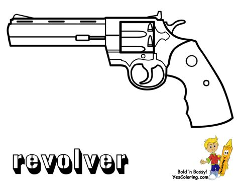 cowboy guns coloring pages coloring pages free coloring pages of glock gun cowboy