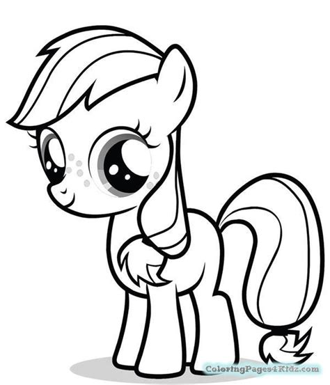 my little pony applejack coloring page applejack my little pony coloring pages coloring pages
