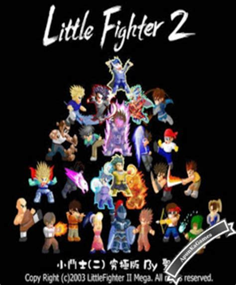 lf2 full version download little fighter 2 night pc game download free full version