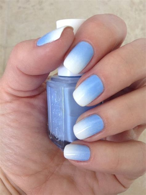 blue ombre nails 17 chic ombre nails ideas that stand out styleoholic