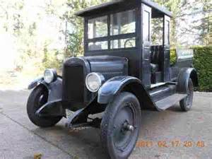 1925 Chevrolet Truck Find Used 1925 Chevrolet 1 2 T With Martin Parry