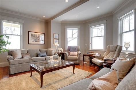 benjamin moore rooms traditional living room with benjamin moore smokey taupe