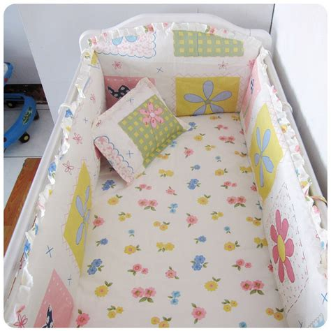 Popular Handmade Crib Bumper Buy Cheap Handmade Crib Handmade Crib Bedding