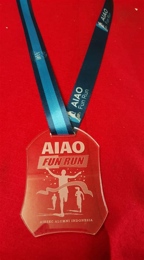 medali acrylic tukangprint