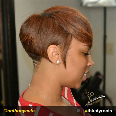 Black Hairstyles For Of Color by 12 Stunning Haircuts For Black Thirsty Roots Black