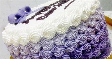 cara membuat puding ombre ungu cara membuat ombre cake gradasi warna resep masakan