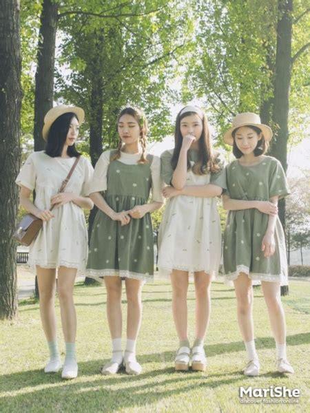 Bk 22 Korean Style Style แฟช นสาวเกาหล ท แต งได ในไทย รวมภาพเยอะมาก