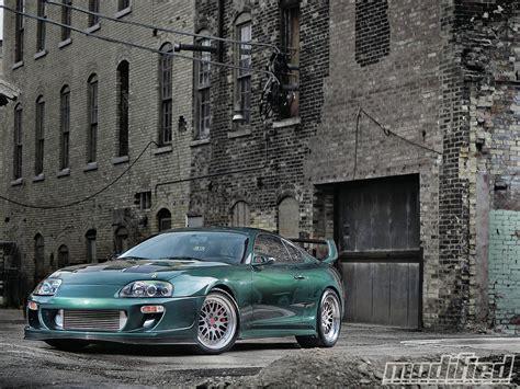 Toyota Supra Remake 1997 Toyota Supra Tt Hks Photo 6