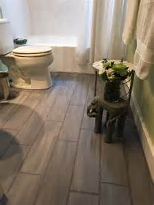 Bathroom Tile Floor Ideas Bathroom Floor Tile Or Paint Hometalk