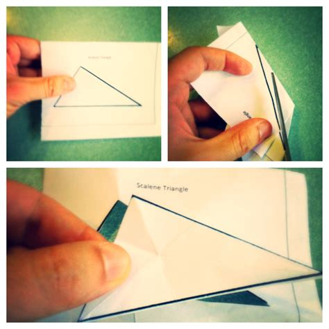 Paper Folding Math Problem - the one cut problem bowman in arabia mr williams maths