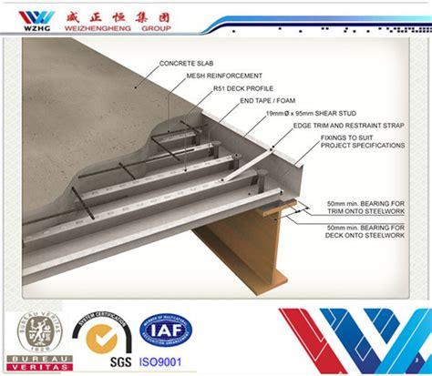 Internal Decoration Galvanized Corrugated Steel Sheet Roofing Decking