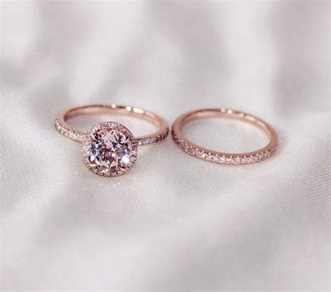 discount two ring set cut 7mm vs halo 14k