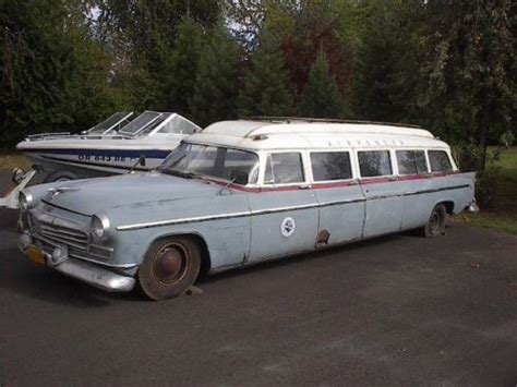 door to door airport service plymouth sell used airporter limo 1956 chrysler 8 door station
