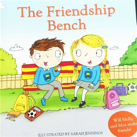 the friendship book books the friendship bench book club