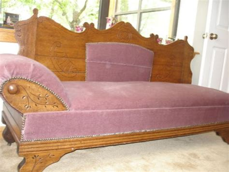 fainting couch antique antique fainting couch