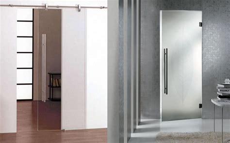 porte interne in vetro scorrevoli porte scorrevoli in vetro a e vicenza vetro special