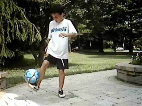 joga bonito 11 year old soccer freestyle youtube