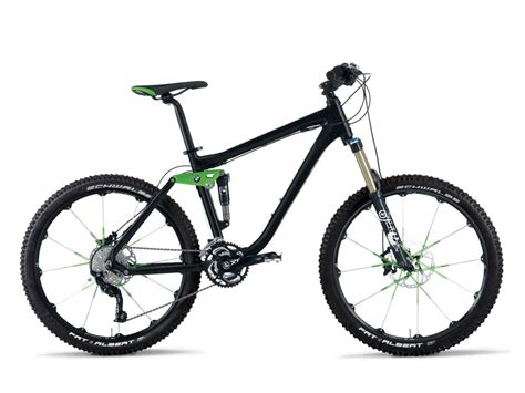 bmw mountain bike bmw mtb all mountain bike black green bicycle ebay