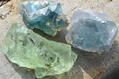 Green Brazil Fluorite fluorite gallery