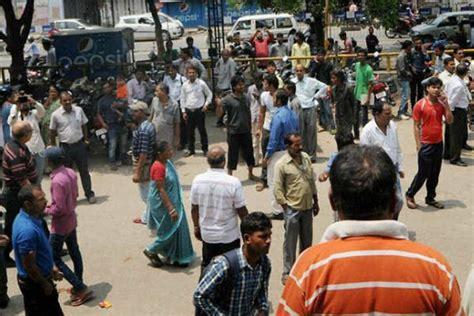 earthquake gurgaon today 4 1 magnitude earthquake hits delhi ncr haryana
