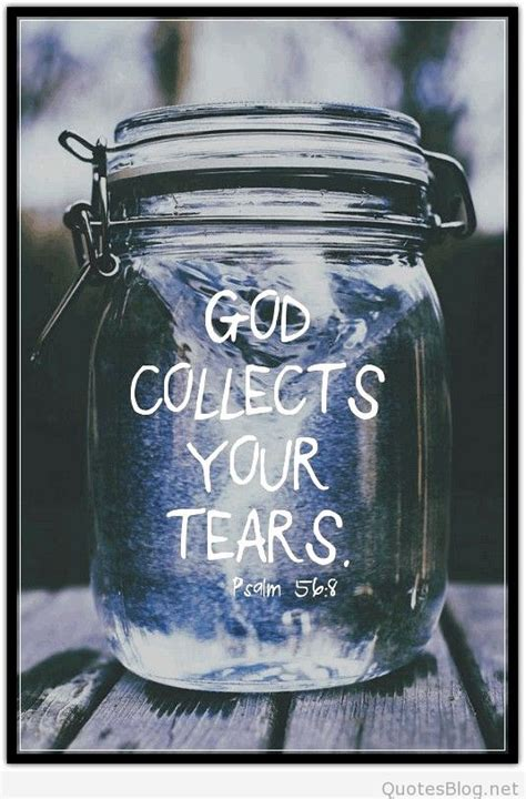 god collects tears
