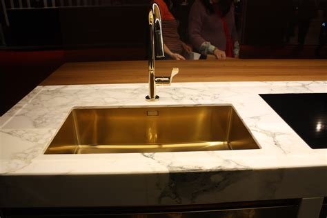 Kitchen Sink Style New Kitchen Sink Styles Showcased At Eurocucina